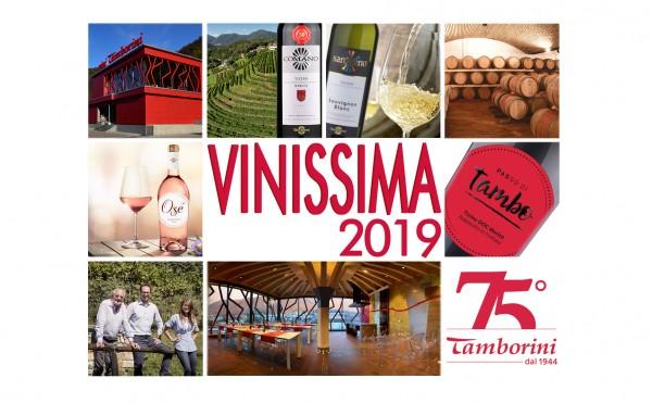 VINISSIMA 2019 TAMBORINI VINI TENUTA VALLOMBROSA